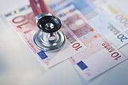 Евро упал без аппетита к риску