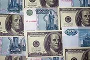 Доллар падает, рубль крепнет