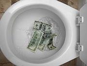 Доллар: погружение на дно продолжится
