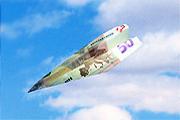 Евро докатился до 40 рублей