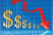 Доллар рухнул к 29 рублям