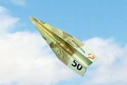 Евро взлетел выше 39 рублей