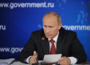 """Путин поставил правительству """"троечку"""""""
