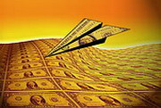 Доллар опять снизился