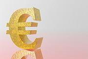 Евро на максимуме за неделю