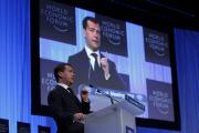 Россия в Давосе - борьба за изменение климата