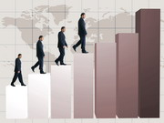 Рынок акций выбивается в лидеры