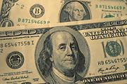 Доллар подрос