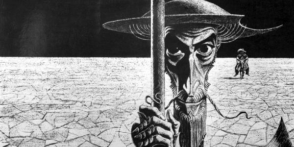 РИА Новости, Савва Бродский, иллюстрация к роману Сервантеса