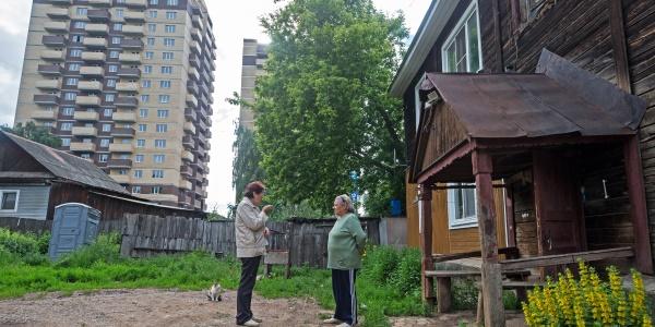 Сколько же в России аварийных домов
